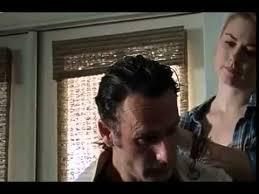 rick grimes hairstyle the walking dead 5x12 rick grimes afeitado y escena del corte de