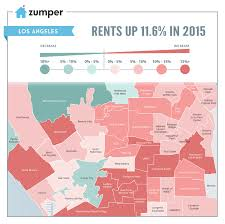 Louisiana Zip Code Map by La Rent Prices Increased 11 6 In 2015 The Zumper Blog