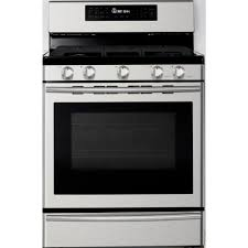 samsung 30 in 5 8 cu ft gas range with self cleaning convection