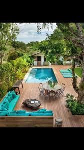 Backyard Pool Landscape Ideas Backyard Pool Landscaping Ideas Homedecorshop Info