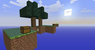Skyblock Map Skyblock For 2 Players Minecraft Project