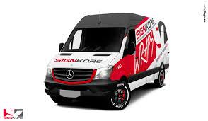 car mercedes logo mercedes sprinter 2500 170 u0027 u0027 wheelbase van wrap design by essellegi