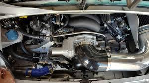 porsche v8 porsche 911 gt3 gets v8 engine swap motoringuru com au