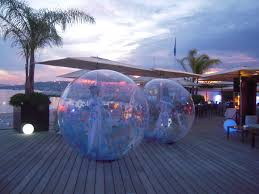 Hotel Flower Garden Unawatuna by Cocktail Reception Under The Bubble Theme 200 Guests Cap D