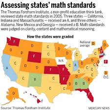 math wars u0027 over national standards may erupt again in california