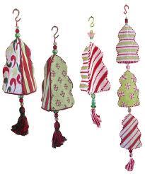 shoppe canvas company twirling tree ornaments