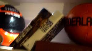 hidden bookcase secret door youtube