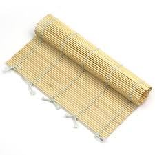 materiel cuisine japonais bambou matériel gimbap sushi rouleau tapis roulant japonais