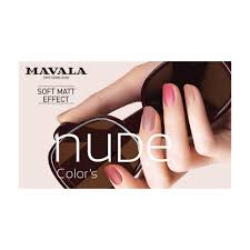 mavala colours 2015 matte nail polish collection trench beige