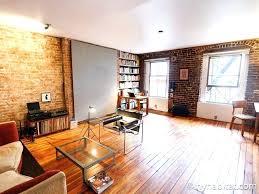 one bedroom loft apartment loft rentals nyc new studio loft apartment living room photo 1