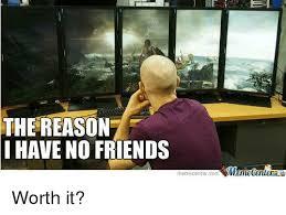 No Friends Meme - 25 best memes about no friends meme no friends memes