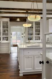 best 25 american kitchen interior ideas on pinterest american i like the cabinetry and glass front cabinets do not care for knobs though house tour american tudor design chic
