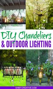 Outdoor Chandelier Diy Diy Outdoor Chandelier For Gazebo Eclectic Of Comfortable Outdoor