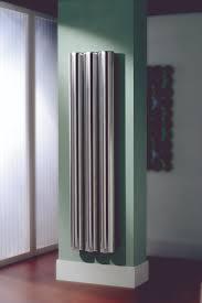 big one polished designer radiator by mhs radiators cast iron