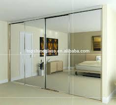 mirror closet doors for bedrooms cool closet doors cool sliding mirror closet doors makeover with