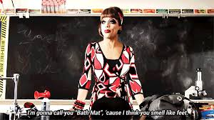 Bianca Del Rio Meme - hurricane bianca bianca del rio is a force of nature in a