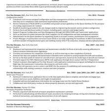 Resume Length Package C Five Star Resume