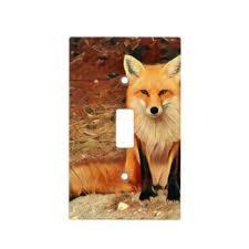Fox Light Fox Light Switch Covers Zazzle
