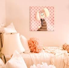 couleur pastel chambre idées déco bébé fille et garçon lapin