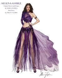 or hmm selena gomez u0027s dancing with the stars custom marina