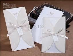 wedding envelopes b8002 bow invitation card wedding invitations come envelopes