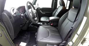 jeep sahara interior 2016 jeep wrangler unlimited sahara 4x4 interior and exterior car