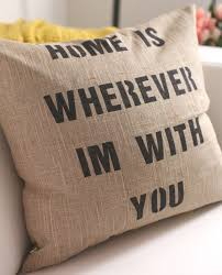 pillows with quotes diy quote pillows momtastic
