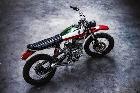 10 tastefully modified yamaha rx motorcycles