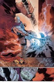 the unworthy thor 5 will finally tell us why odinson is thor no