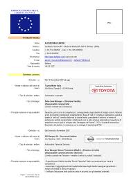 curriculum vitae formato europeo download pdf da compilare curriculum bunch ideas of curriculum vitae formato europeo pdf016 with