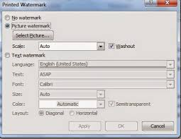 cara membuat tulisan watermark di excel cara membuat logo transparan dibelakang tulisan pada microsoft word