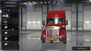 kenworth accessories tuning accessories for trucks ats american truck simulator mod