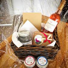 Mothers Day Baskets Diy Mothers Day Gift Basket Lavender Rosemary Body Scrub