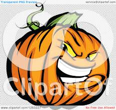 halloween pumpkin cartoons clipart of a halloween pumpkin character royalty free vector