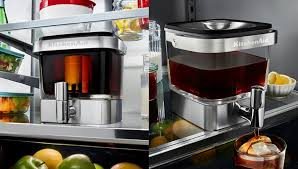 Home Kitchen Aid by Kitchenaid Cold Brew Coffee Maker Is Perfect For Cold Brew At Home