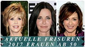 Bob Frisuren F Frauen Er 50 by Aktuelle Frisuren 2017 Frauen Ab 50