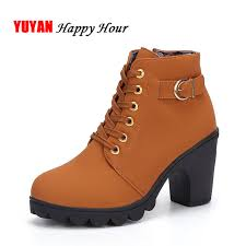 quality s boots high quality 2017 autumn winter boots high heels ankle