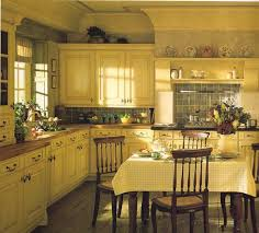 Photos Of Country Kitchens Brilliant Yellow Country Kitchen Ideas And More On H To Decorating