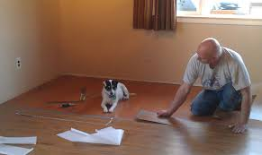 Installing Floor Tile Laying Vinyl Tiles Images Can You Put Faux Stone Over A Tile