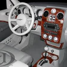 Interior Pt Cruiser 2006 Chrysler Pt Cruiser Custom Dash Kits Carid Com