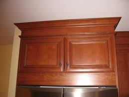 cabinet gap filler can you show me the cabinet over your fridge please