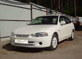 mitsubishi mirage coupe 2000 mitsubishi mirage for sale 1300cc gasoline ff automatic