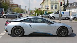 Bmw I8 Performance - potential high performance bmw i8 variant spied with extra cooling