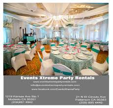 table and chair rentals manteca ca party rentals modesto party rentals patterson rentals