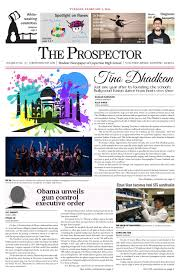 issue 4 february 2016 by the prospector issuu