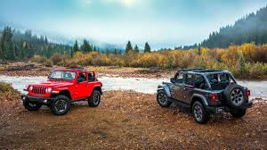 floating jeep 10 things about 2018 jeep jl wrangler the car guy