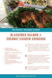 blackened salmon coconut cashew cous cous publix gift card