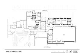 the floor plan of a new building is shown building extension 2017