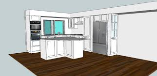 100 sketchup kitchen design free download sketchup models