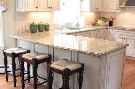 u shaped kitchen design for more efficient kitchen works